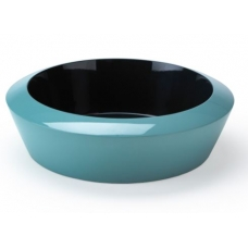 Saigon Lacquer Bowl S - Dark Blue