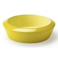 Saigon Lacquer Bowl S - Tender Yellow