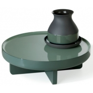 Saigon Lacquer Low Table S - Pigeon