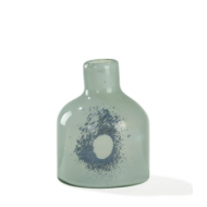 Cantel -  Blue powder vase